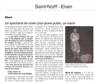 Ouest France 12-10-12 nettoyée