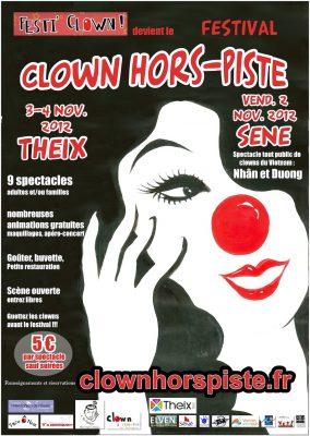 festival-clown-hors-piste-affiche-2012