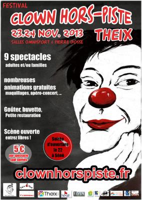 festival-clown-hors-piste-affiche-2013