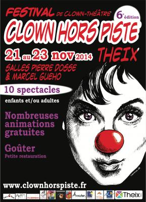 festival-clown-hors-piste-affiche-2014