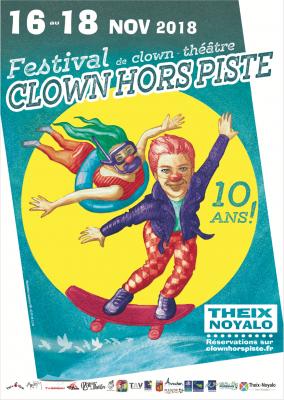 festival-clown-hors-piste-affiche-2018