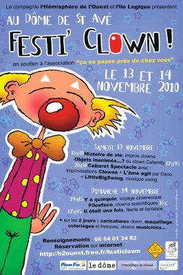 festival-clown-hors-piste-affiche-festi-clown-2010