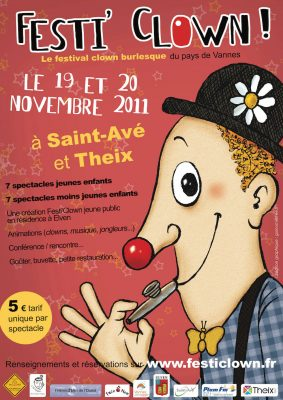 festival-clown-hors-piste-affiche-festi-clown-2011